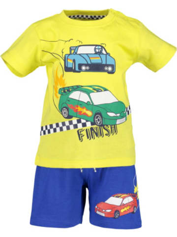 Blue Seven Baby Set T-Shirt + Shorts