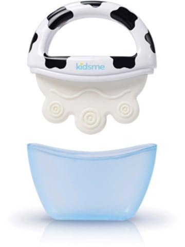 Kidsme Beißring Icy Moo Moo, 2 in 1