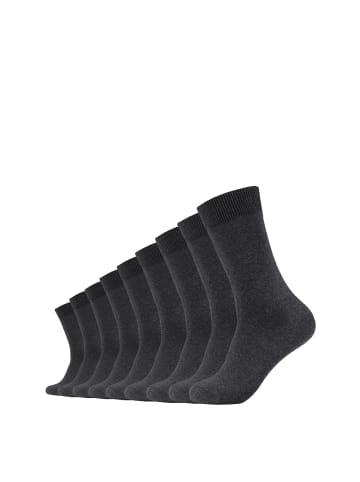 Camano Socken in dunkelgrau