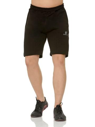Stark Soul® Sweatshorts Sweat Bermuda in Schwarz