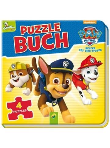 Schwager & Steinlein PAW Patrol Puzzlebuch