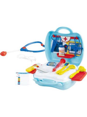 Playgo Arztkoffer zum Mitnehmen, 20 Teile