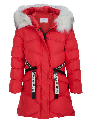 Cipo & Baxx Parka in RED