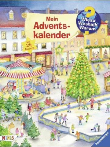 Ravensburger WWW Mein Adventskalender
