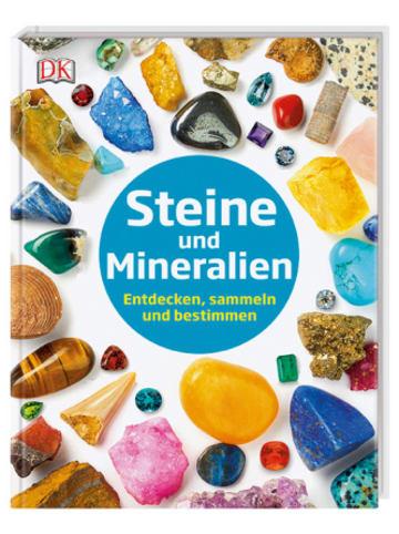 Dorling Kindersley  Steine und Mineralien
