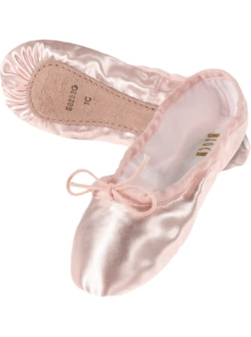 BLOCH Satin Ballett Schuh Breite C (normal)