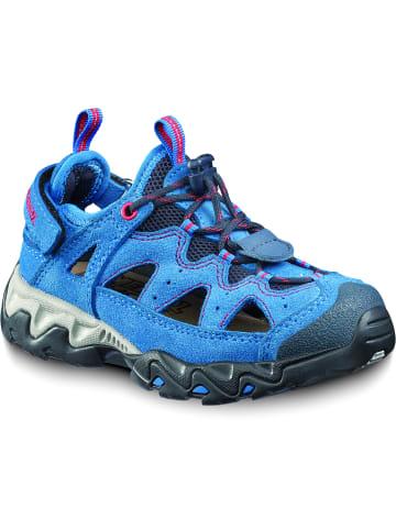 MEINDL Schuhe Rudy Junior in ozean/rot