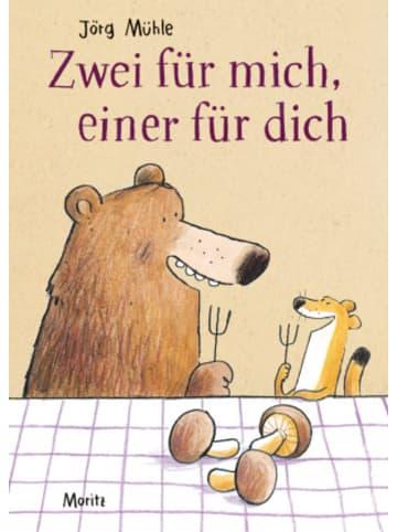 Moritz Zwei für mich, einer für dich