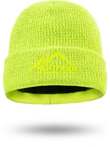 Normani Wintermütze mit 3M Thinsulate™ (40 g) Calgary in Neongelb/Reflective