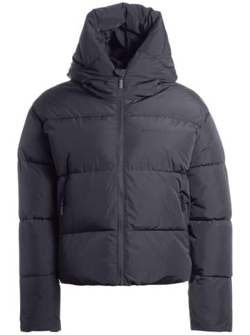 MAZINE Winterjacke Dana Puffer Jacket in Schwarz