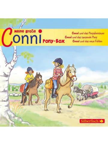 Silberfisch Verlag Meine große Conni-Ponybox, 3 Teile