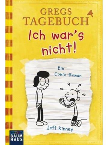 Baumhaus Verlag Gregs Tagebuch - Ich war's nicht!