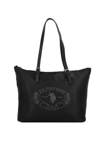 U.S. Polo Assn. Springfield Shopper Tasche 33 cm in black