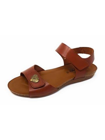 TakeMe Sandalen/Sandaletten in braun