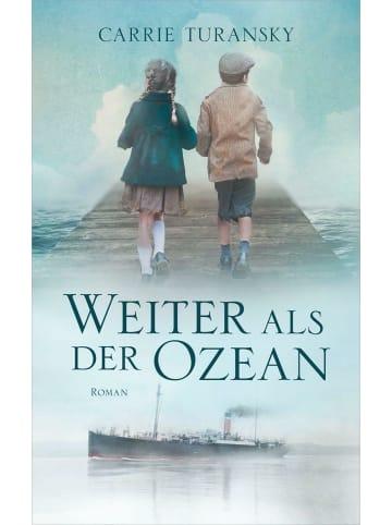 Gerth Medien Weiter als der Ozean   Roman.