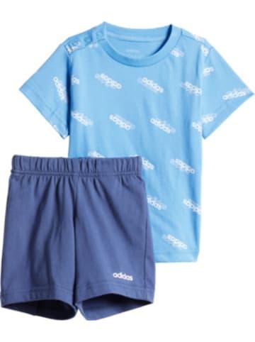 Adidas Baby Summerset T-Shirt + Sweatshorts FAV SS