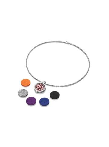 "Lunavit Halskette ""Trivia"" in Silber (L) 50 cm"