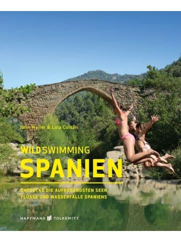 Haffmans & Tolkemitt Wild Swimming Spanien | Entdecke die aufregendsten Seen, Flüsse und...