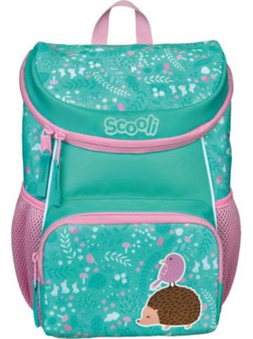 SCOOLI Kinderrucksack Mini-Me Ida & Jill / The Forest Friends