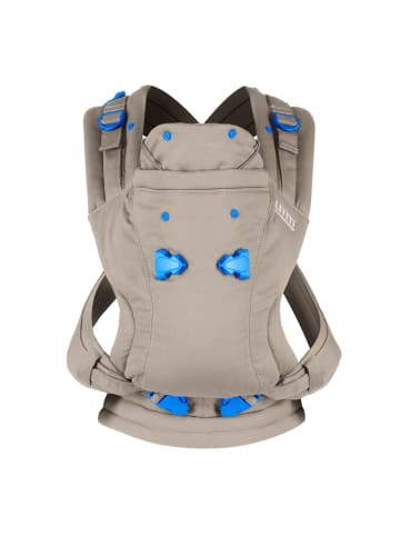 """WMM (WeMadeMe) Babytrage """"Pao Papoose"""" in Pebble"""