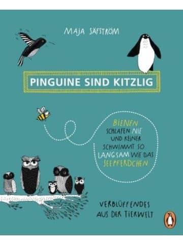 Penguin Pinguine sind kitzlig, Bienen schlafen nie, und keiner schwimmt so langsam wie das Seepferdchen