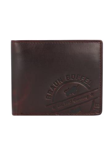 Braun Büffel Parma LP Geldbörse Leder 11 cm in braun