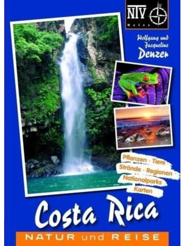 Natur und Tier-Verlag Naturreiseführer Costa Rica