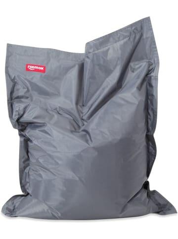 Roomox  XXL Sitzsack Original - Gigantischer Sitzsack 160 x 120 x 30 cm,  Dunkelgrau