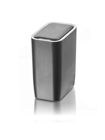 AMARE Automatischer Sensor Mülleimer, rechteckig in grau