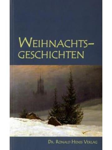 Dr. Ronald Henss Verlag Weihnachtsgeschichten