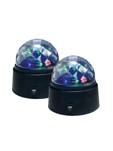 """Näve 2er-Set LED Partyeffektlicht """"Disco"""" in Bunt"""