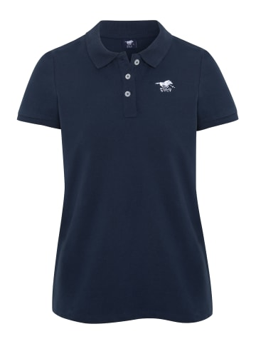 Polo Sylt Polo Shirt in Total Eclipse