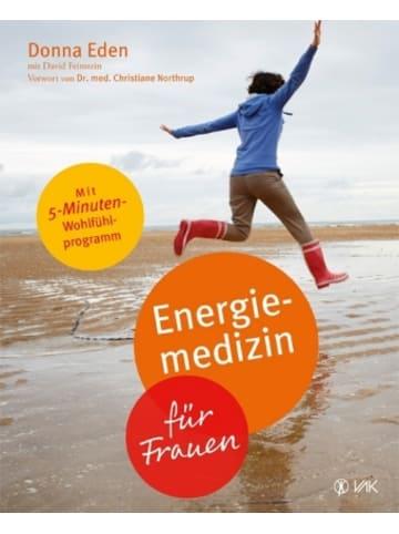 VAK-Verlag Energiemedizin für Frauen