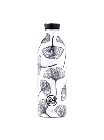 24Bottles Floral Urban Trinkflasche 1000 ml in a thousand years