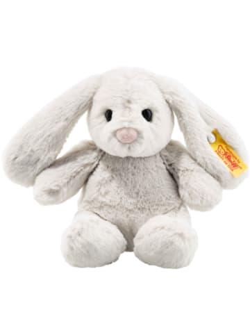 Steiff Soft Cuddly Friends Hase Hoppie hellgrau, 18 cm