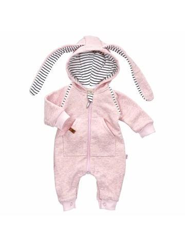 Koala Baby Overall Strampler Sweet Bunny - by Koala Baby in rosa