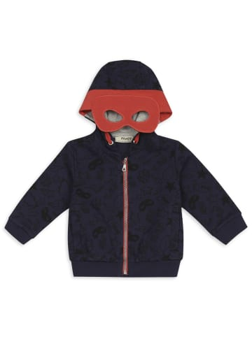 Panco Sweatshirt - mit Kapuze - für Jungen in Marineblau