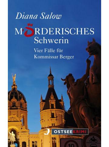 Hinstorff Mörderisches Schwerin | Vier Fälle für Kommissar Berger