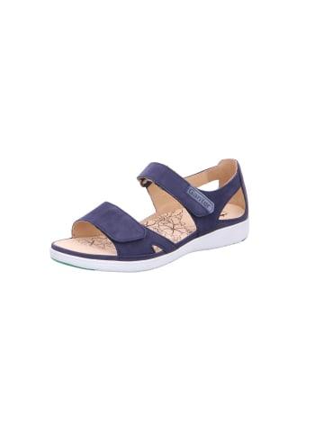 Ganter Sandalen/Sandaletten in blau