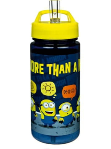 SCOOLI Aero Sport-Trinkflasche Minions, 500 ml