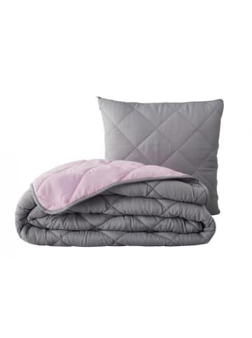 "GMD Living Kissen ""Magic Pillow"" 2 in 1 in Grau"