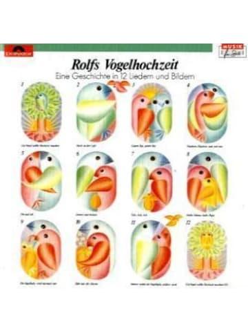 Universal Music Rolfs Vogelhochzeit, 1 Audio-CD