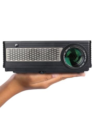 LA VAGUE Beamer LV-HD400 in schwarz