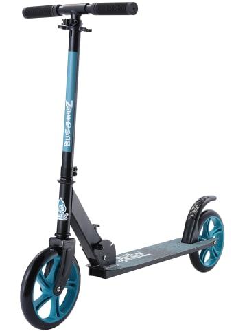 "BLUE GORILLAZ Cityroller ""Standard"" in Schwarz - 205mm"
