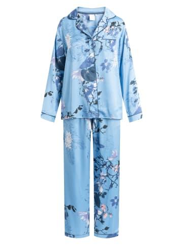 CCDK  Pyjama Set, lange Hose und Langarmhemd Josephine L/S in Allure AOP