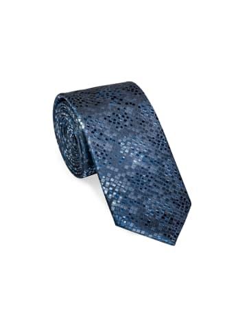 UNA Germany Krawatten in blau