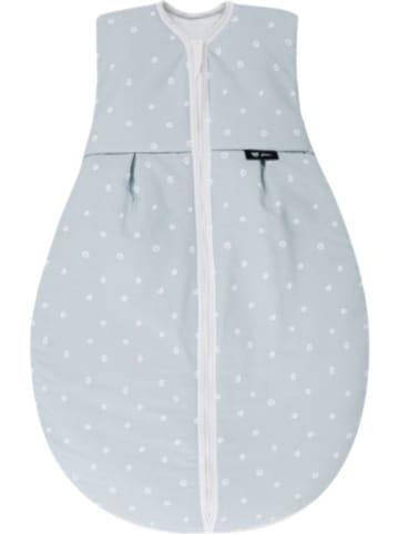 Alvi Schlafsack Thermo, Shell blau , 80 cm