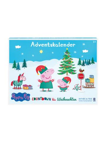 Idena Adventskalender 2021 Peppa Pig - Countdown bis Weihnachten