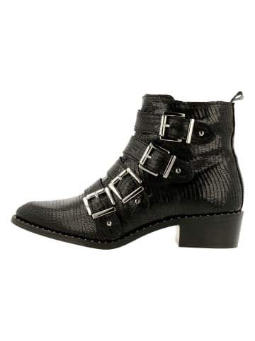 Rehab Ankle boot/Bootie in Schwarz