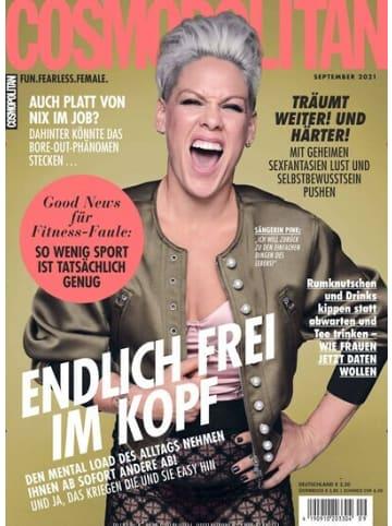 Hubert Burda Media Gutschein: 12 Ausgaben Cosmopolitan